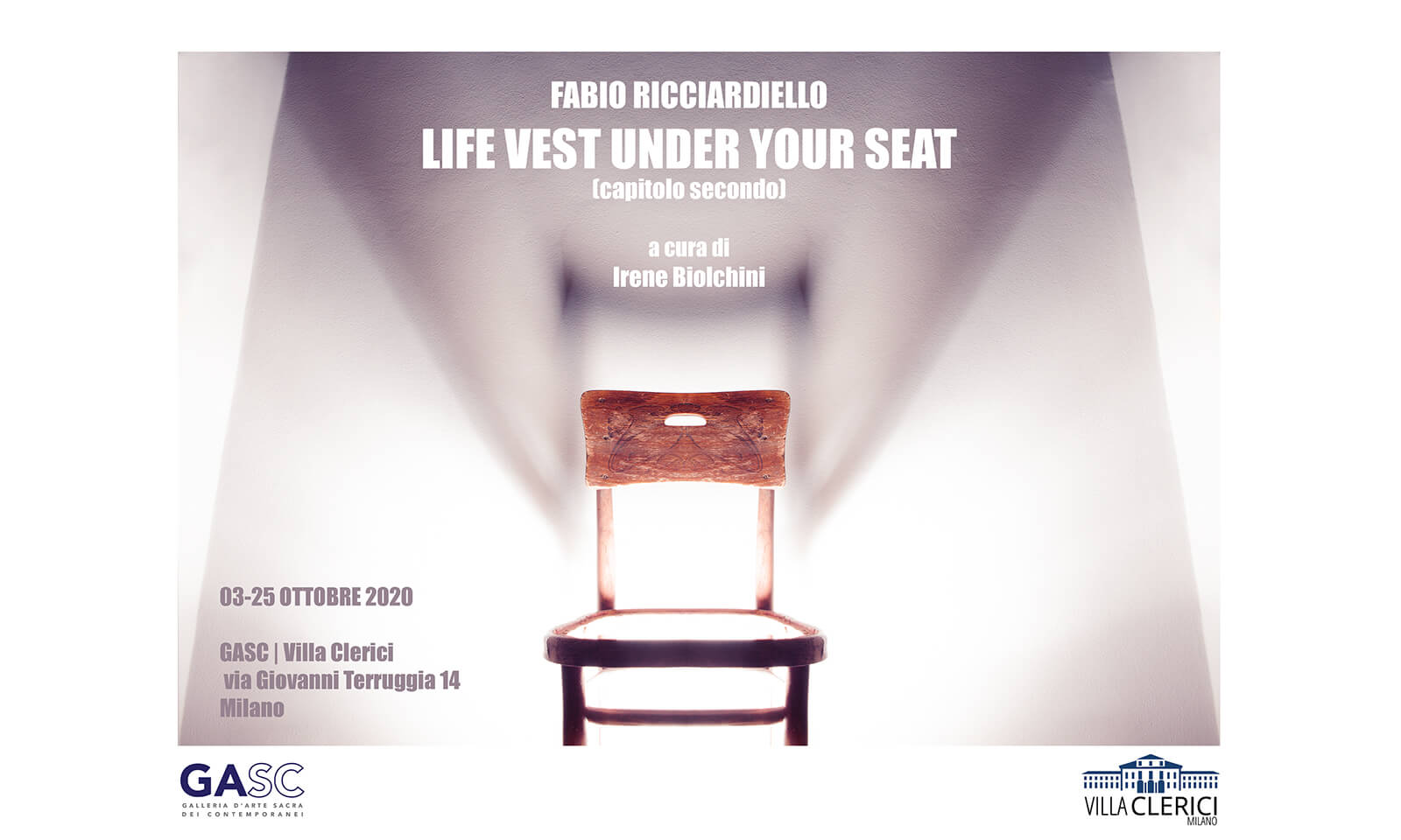 Welcome to Life Vest Under Your Seat (capitolo secondo)